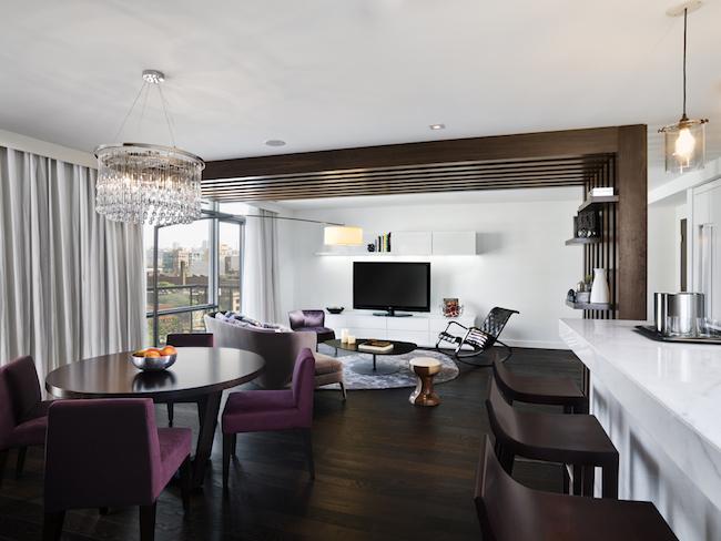 Thompson Lounge - Wohnzimmer