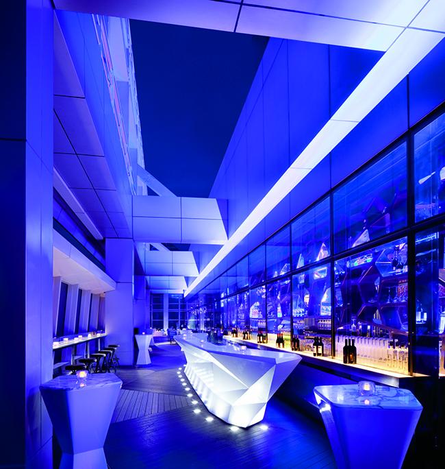 Ozone Bar - Terrace