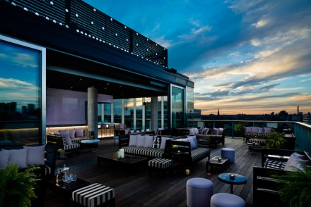 Thompson Rooftop Lounge