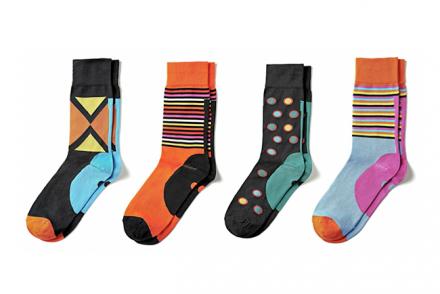 BLACKSOCKS - Bunte Socken für Herren