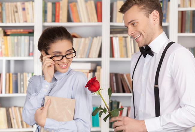 Gentleman Geschenk für Frauen