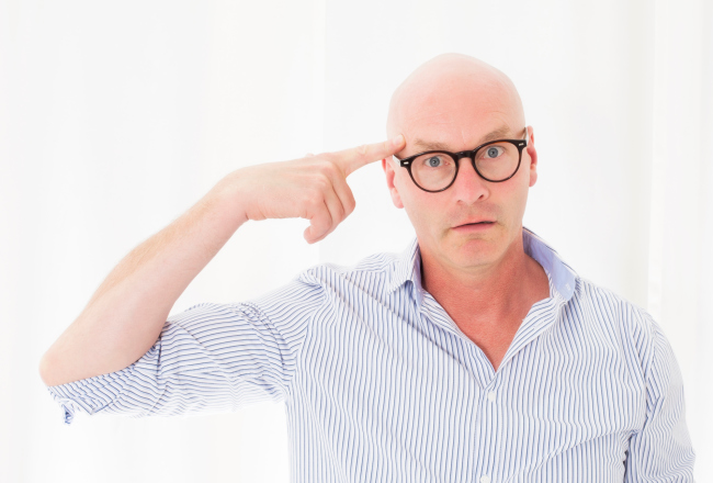 Frisuren Die Glatze Attraktivitat Und Pflege The Modern Gentleman