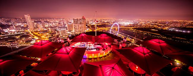 Ku De Ta Singapur - Terrasse 3