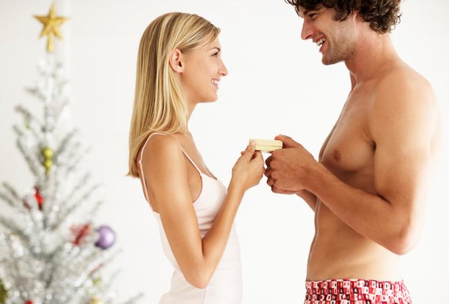 Weihnachten für Paare