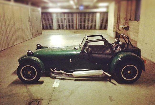 Roadster - Gentleman