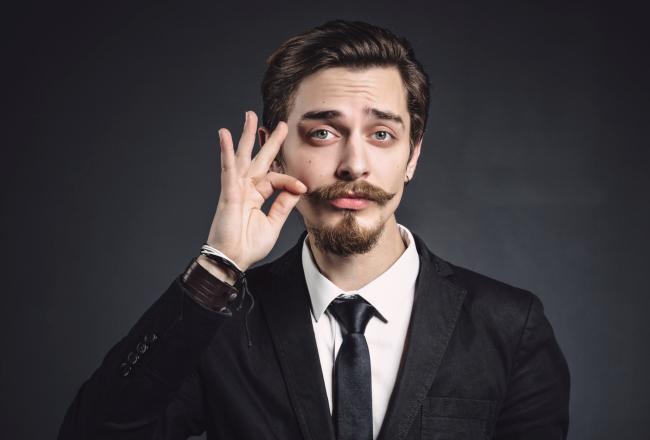 Schnurrbart / Moustache