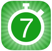 7 min Workout - iPhone App Icon