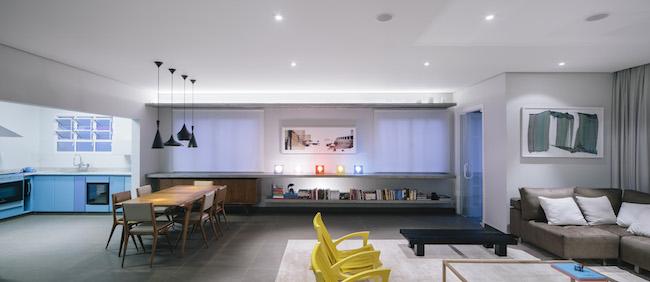 Appartment Wohnzimmer 3