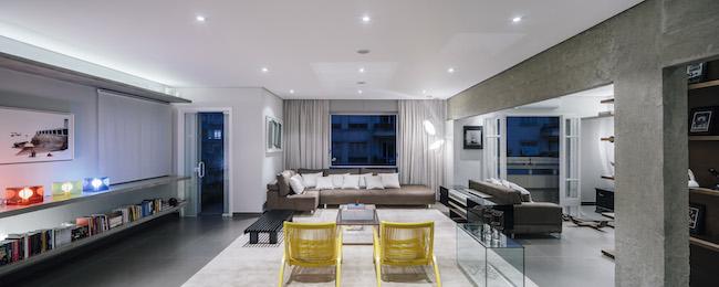 Appartment Wohnzimmer