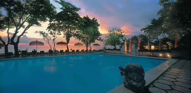 The Oberoi Hotel Bali - Pool