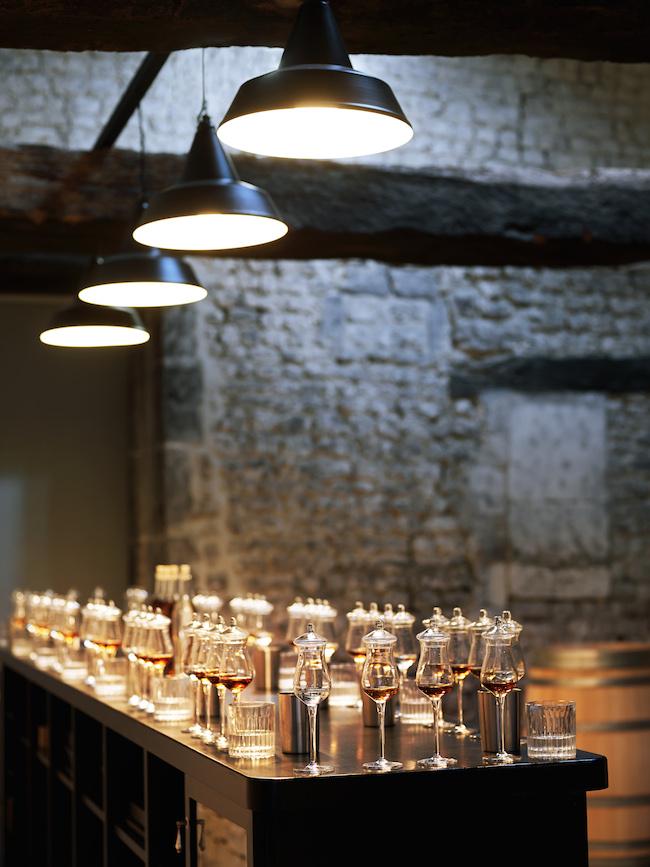 Cognac Tasting in Le Logis