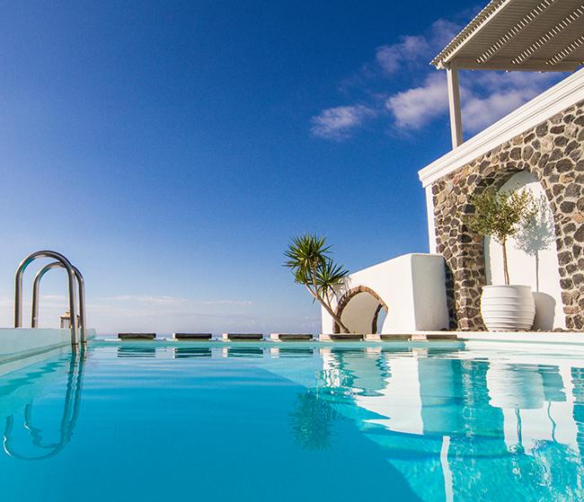 Hotel Iconic Santorini - Infinity Pool