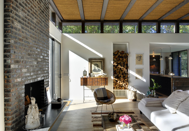 Robin Way House - Wohnzimmer