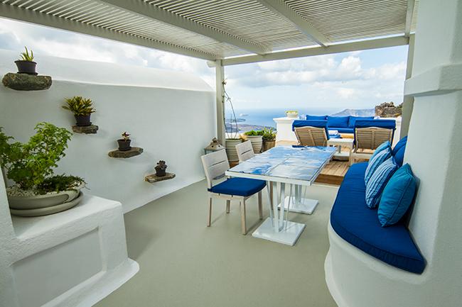 Iconic Hotel Santorini - Iconic Suite Terrasse