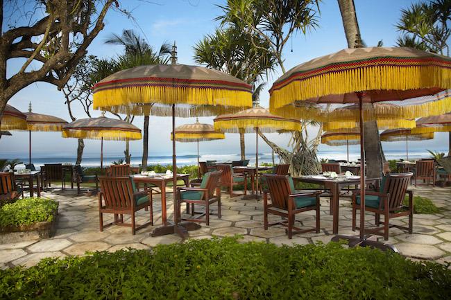 The Oberoi Hotel Bali - Café