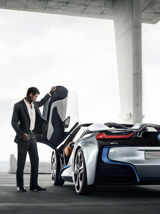 BMW i8 Concept - View 11