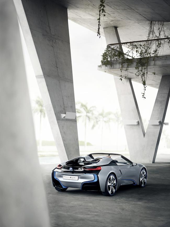 BMW i8 Concept - View 13