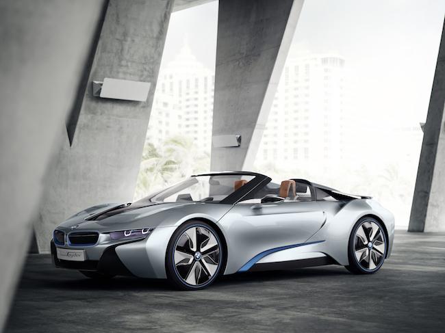 BMW i8 Concept - View 14