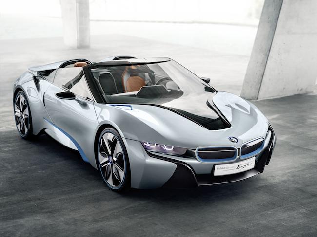 BMW i8 Concept - View 15