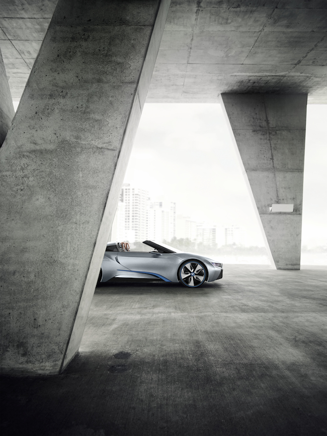BMW i8 Concept - View 16