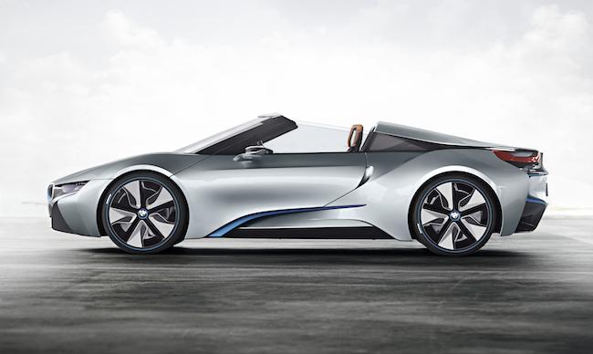 BMW i8 Concept - View 17