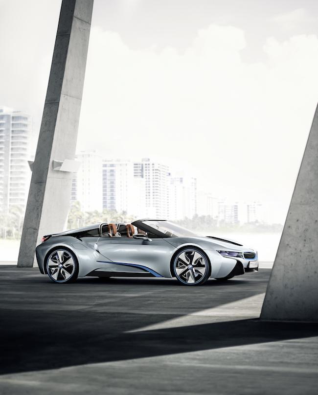 BMW i8 Concept - View 18