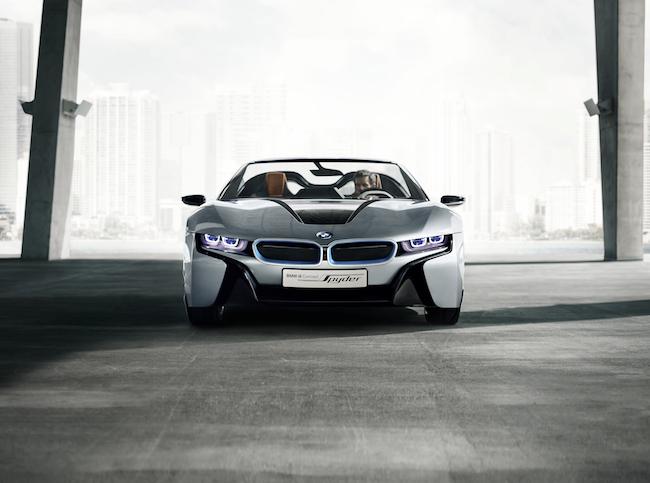 BMW i8 Concept - View 21