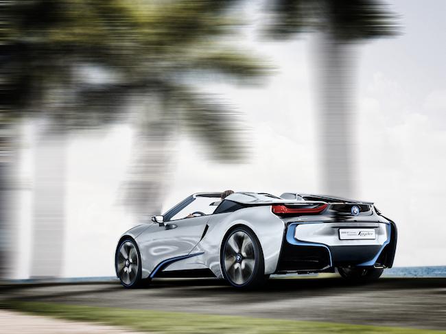 BMW i8 Concept - View 24
