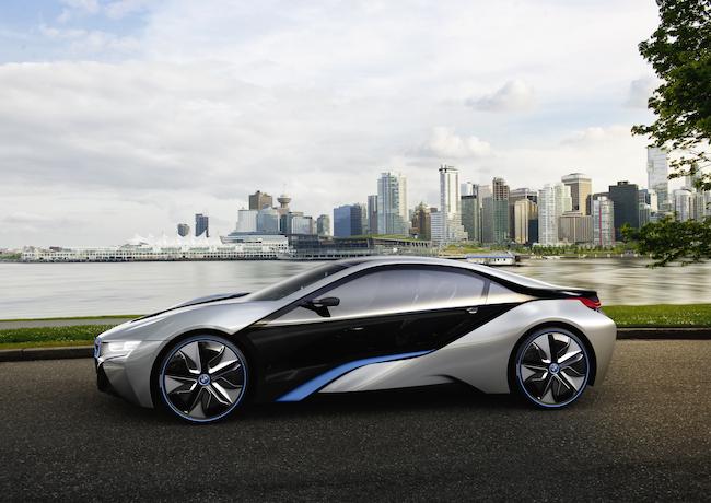BMW i8 Concept - View 3
