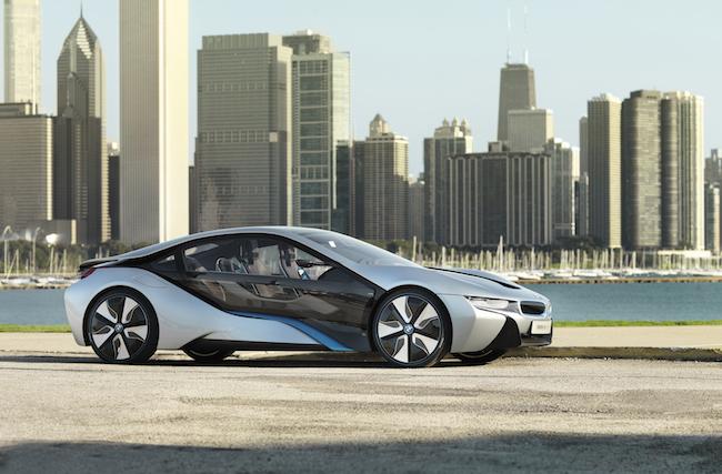 BMW i8 Concept - View 5