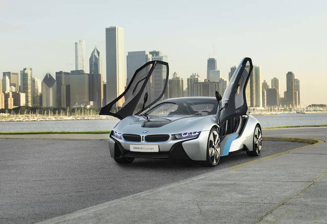 BMW i8 Concept - View 6