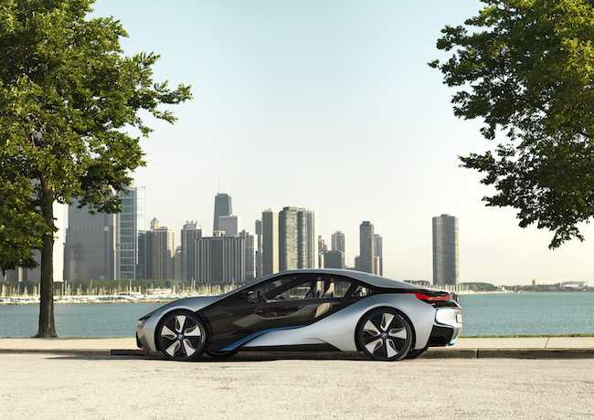 BMW i8 Concept - View 9
