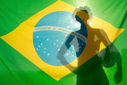 WM Finale Brasilien