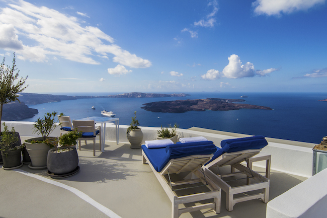 Luxus Hotel Iconic Santorini Luxury Boutique Cave Hotel The