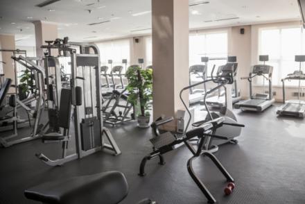 Fitnessstudio auswählen
