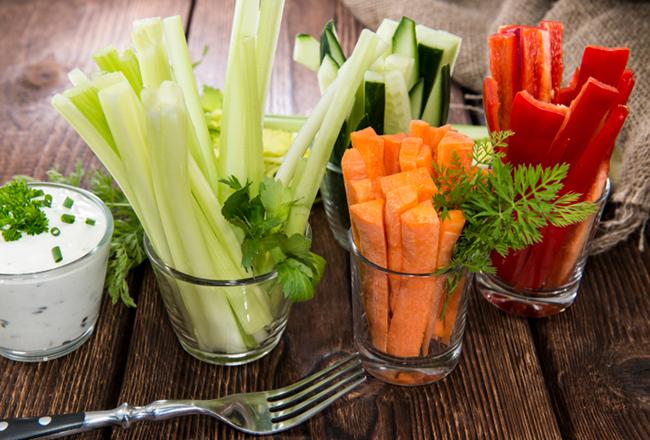 Gemüse - Ernährung