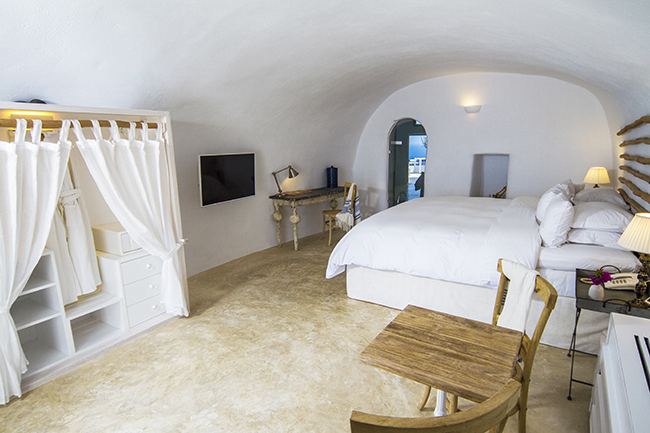 Iconic Hotel Santorini - Grotto Suite Zimmer