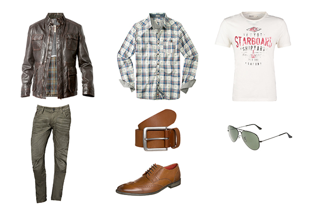 Lazy Sunday Outfit Herren