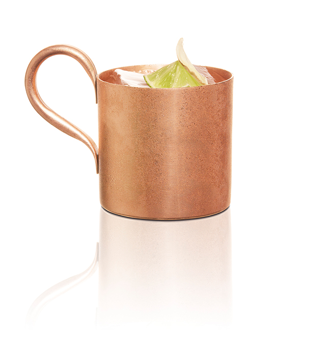 Grey Goose Moscow Mule