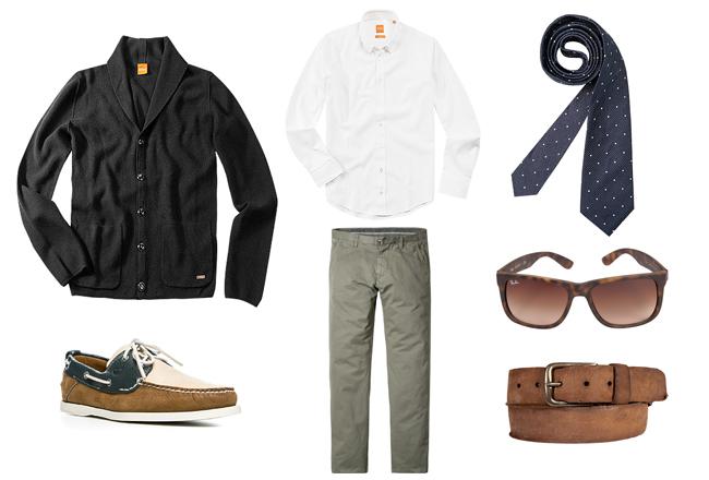 Outfit Inspiration Look Herren