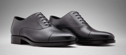 Bild: Oxford Schuhe - Modell Giove von wwww.scarosso.de
