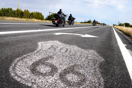Route 66 - Motorradreise