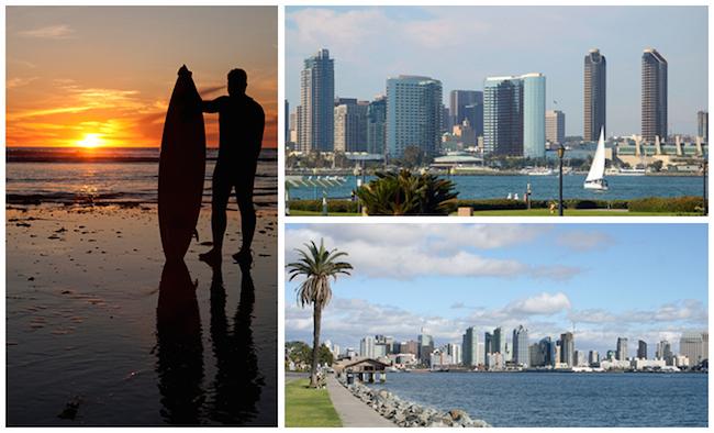 Sehenswürdigkeiten San Diego