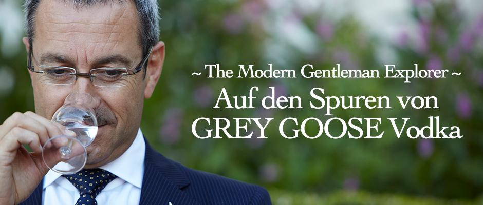 Stilvolle Melange aus der Grand Champagne und Picardy – Grey Goose Entdeckungsreise