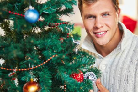 Weihnachtsgeschenk Mann