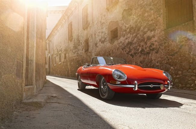 Jaguar XE Heritage E-Type