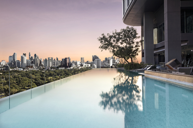 Inifnity Pool - Sofitel So Bangkok