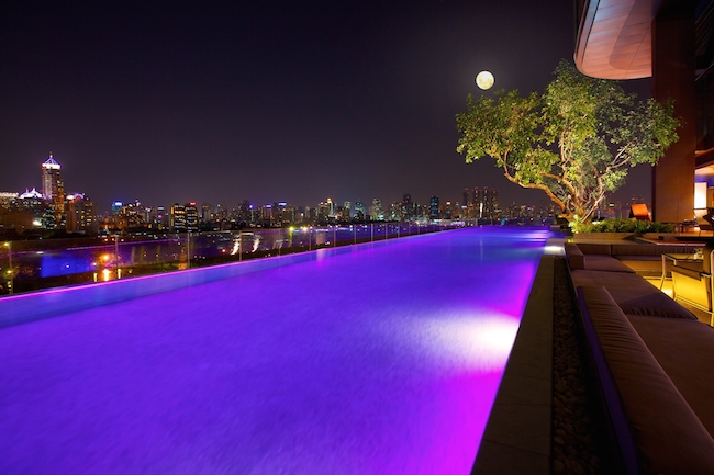 Sofitel So Bangkok - Infinity Pool