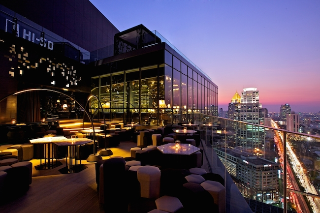 Sofitel So - Rooftop Bar - Park Society Terrasse
