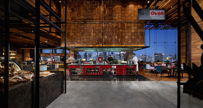 Sofitel So Bangkok - Red Oven Restaurant